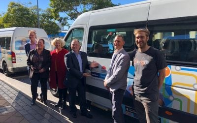 CoastConnect Service Launch