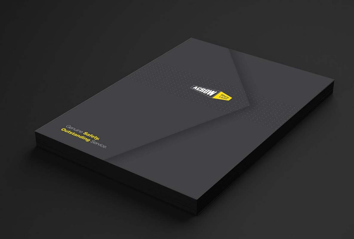 PSD Brand Design work